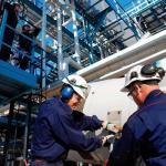 Serviços de manutenção mecânica industrial